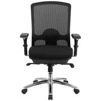 Flash Furniture Hercules Series Mid-Back Mesh Desk Chair ...