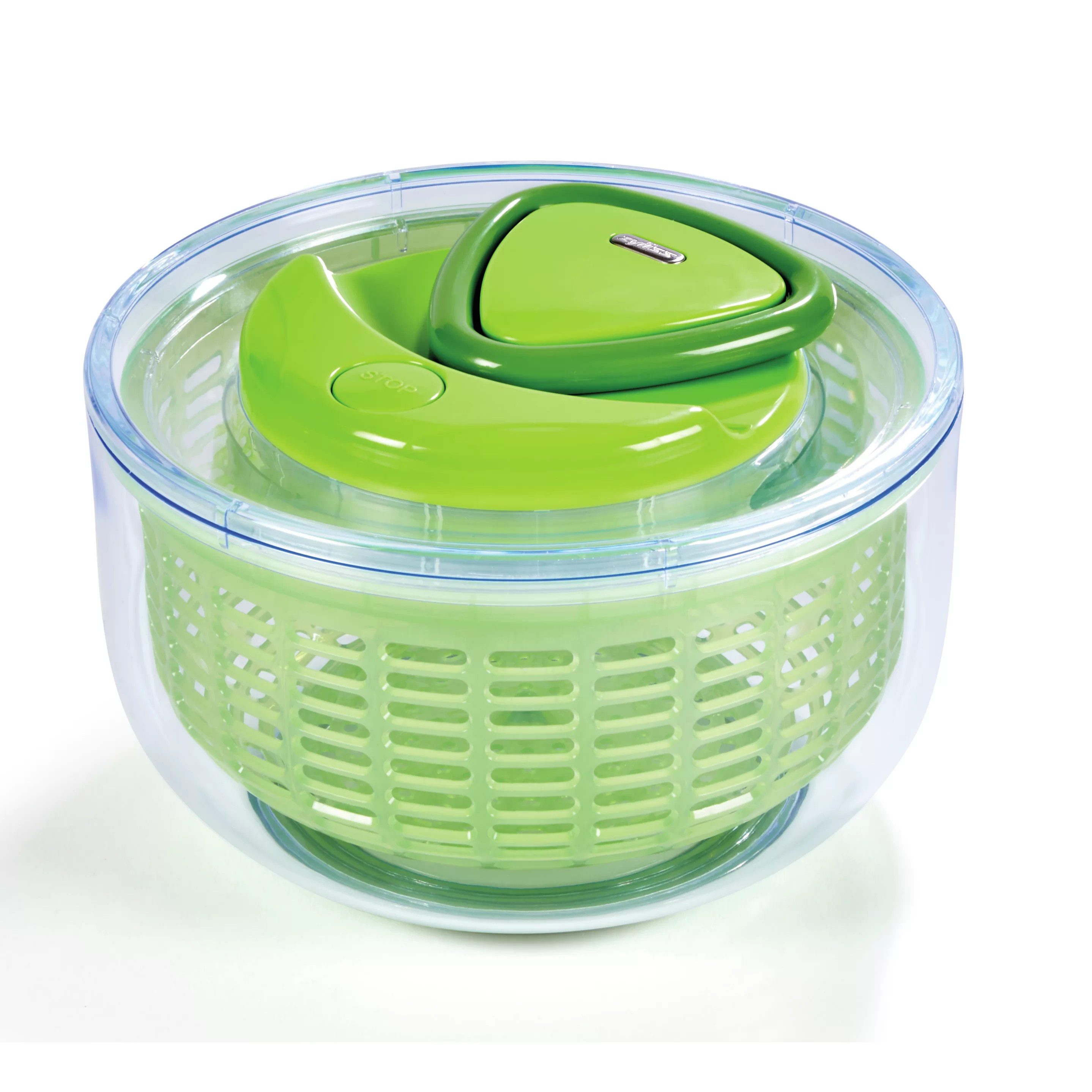Zulily Kitchen Tools Zyliss Zyliss Easy Spin Salad Spinner And Reviews Wayfair