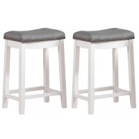 "Angel Line Cambridge 24"" Bar Stool & Reviews"