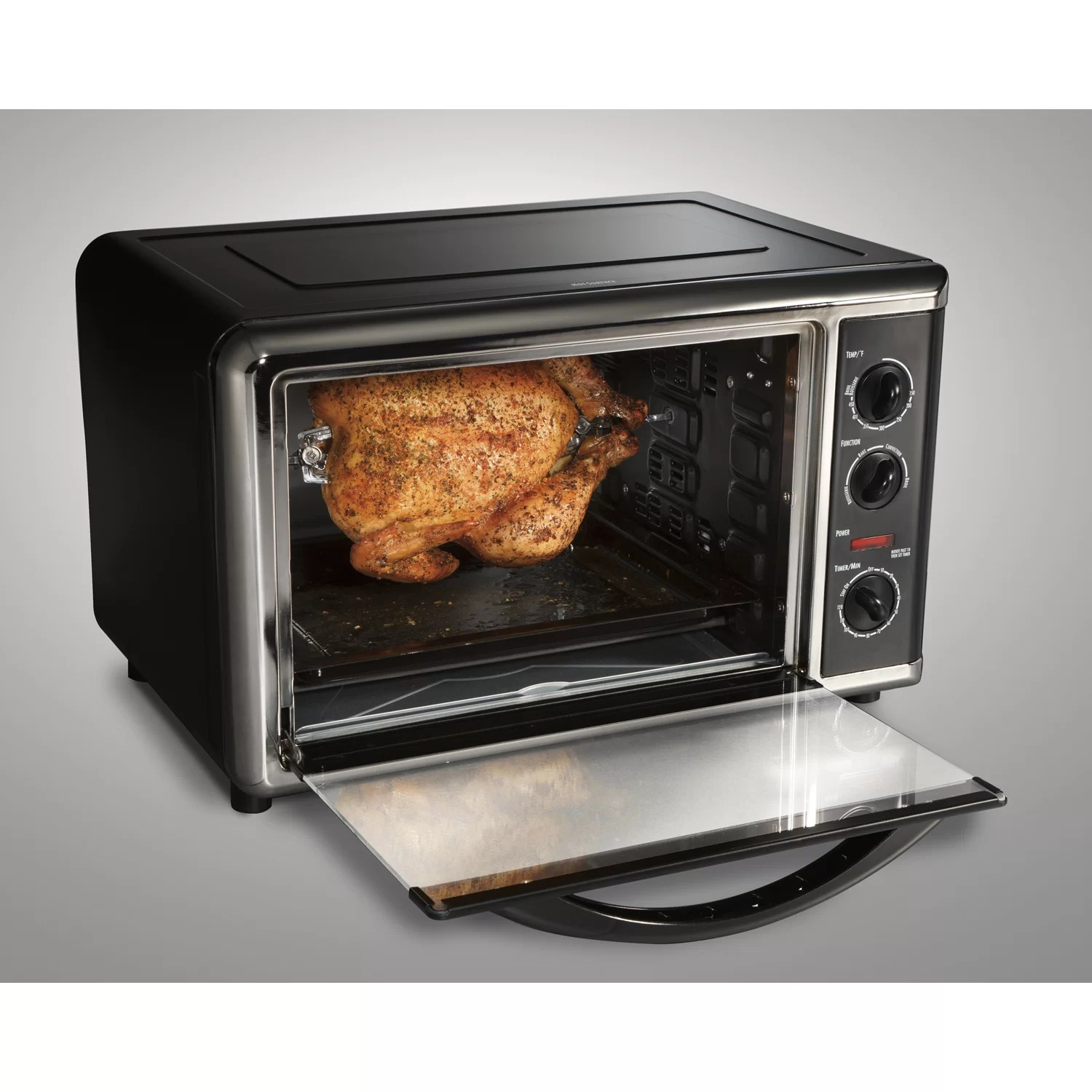 Countertop Rotisserie Ovens Hamilton Beach Countertop Convection And Rotisserie Oven