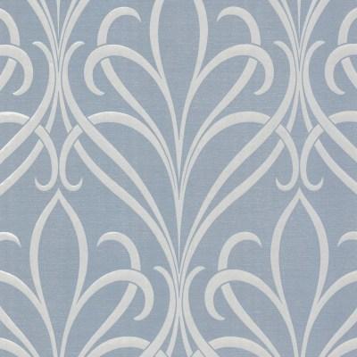 Brewster Home Fashions Platinum Lalique Noeuveau 33' x 20.5