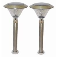 Homebrite Solar Solar LED Pathway Lighting & Reviews   Wayfair