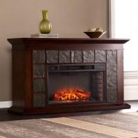 Wildon Home  Newport Electric Fireplace & Reviews ...