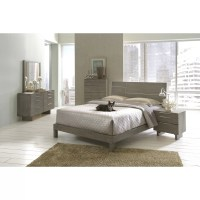 Wildon Home  Violet Platform Customizable Bedroom Set