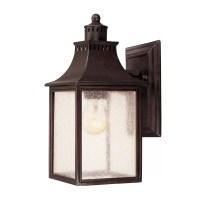 Savoy House Monte Grande 1 Light Outdoor Wall lantern ...