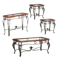 Wildon Home  Troy 4 Piece Coffee Table Set & Reviews ...