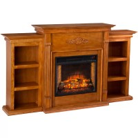 Wildon Home  Tabor Infrared Electric Fireplace & Reviews ...