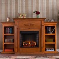 Wildon Home  Franklin Electric Fireplace & Reviews | Wayfair