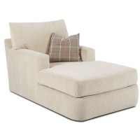 Klaussner Furniture Simms Chaise Lounge & Reviews | Wayfair