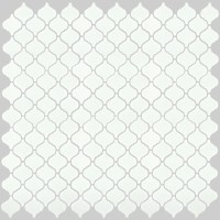 "EliteTile Retro Lantern 2.87"" x 3.06"" Porcelain Mosaic ..."