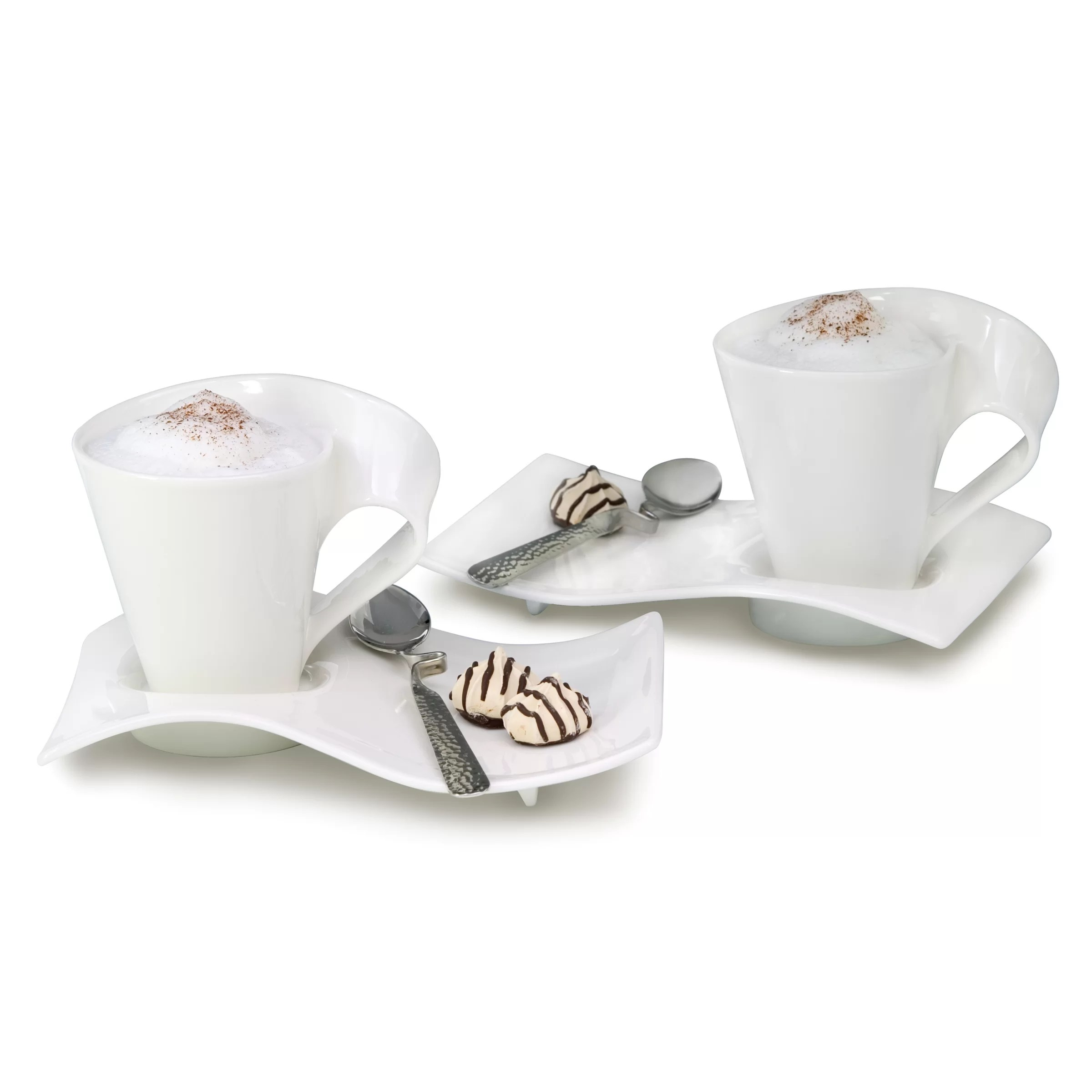 New Wave Villeroy Villeroy And Boch New Wave Caffe 6 Piece Coffee Set