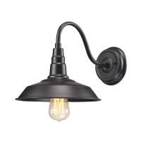Elk Lighting Urban Lodge 1 Light Wall Sconce & Reviews ...