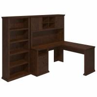 corner desk bookshelf - 28 images - corner desk bookcase ...