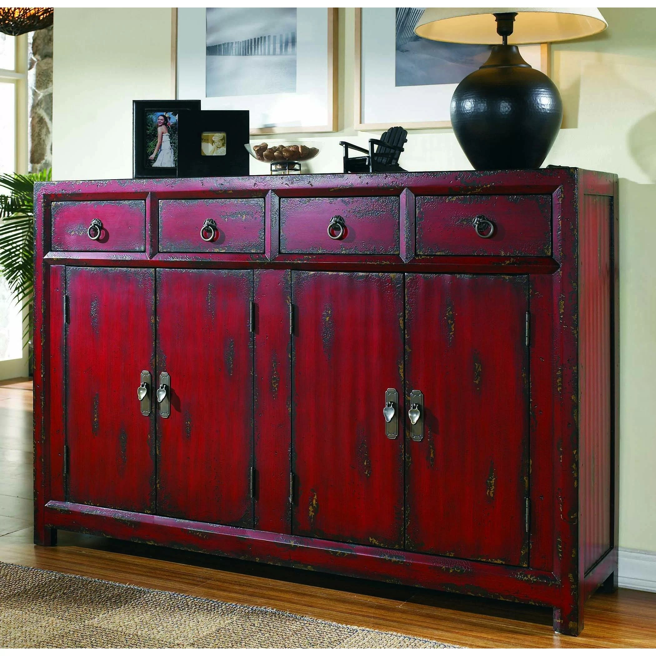 Asia Sideboard Hooker Furniture Seven Seas Asian Cabinet And Reviews Wayfair