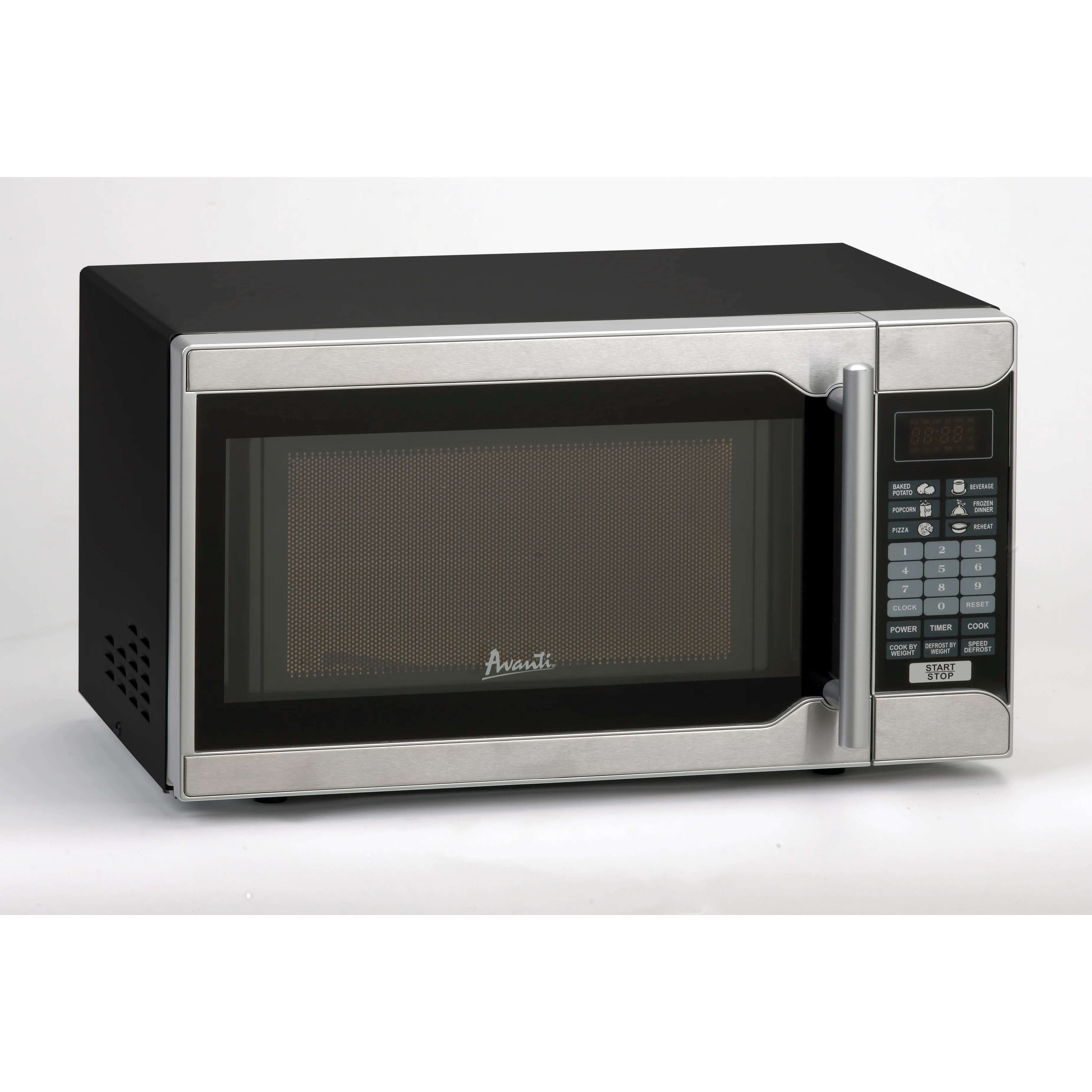 Avanti Countertop Dishwasher Avanti 7 Cu Ft 700w Countertop Microwave And Reviews