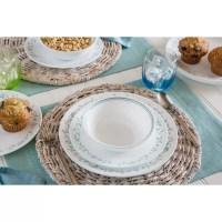 Corelle Livingware Country Cottage 18 piece Dinnerware Set ...