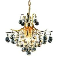 Elegant Lighting Toureg 6 Light Chandelier & Reviews