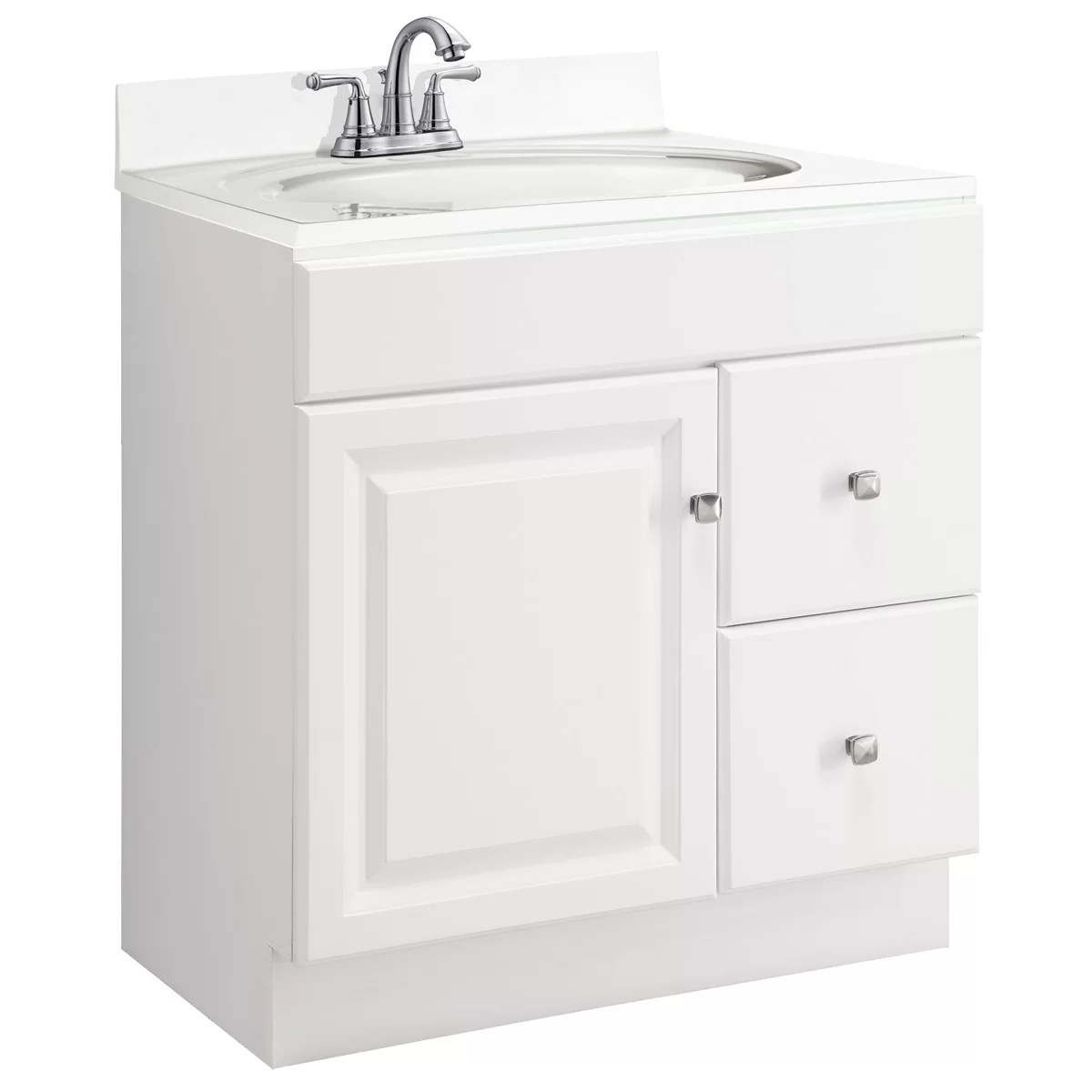 Design House Vanity Design House Wyndham 30 Quot Single Bathroom Vanity Base
