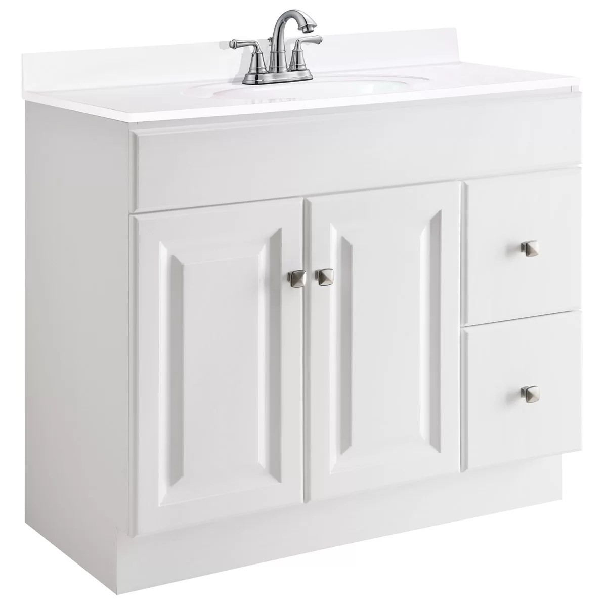 Design House Vanity Design House Wyndham 36 Quot Single Bathroom Vanity Base