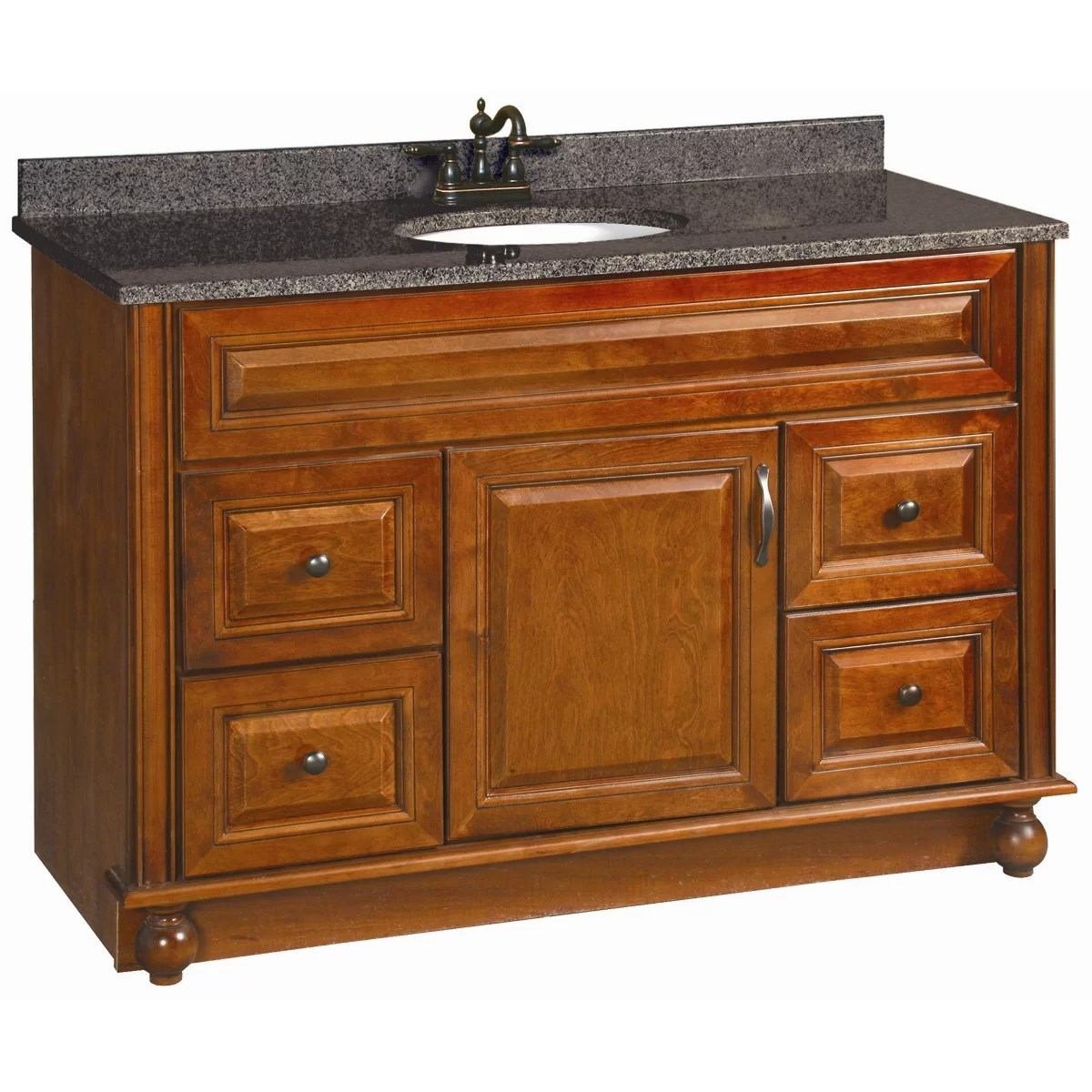 Design House Vanity Design House Montclair 48 Quot Single Door Cabinet Vanity Base