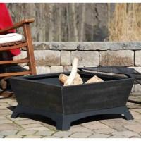 CobraCo Steel Fire Pit & Reviews | Wayfair