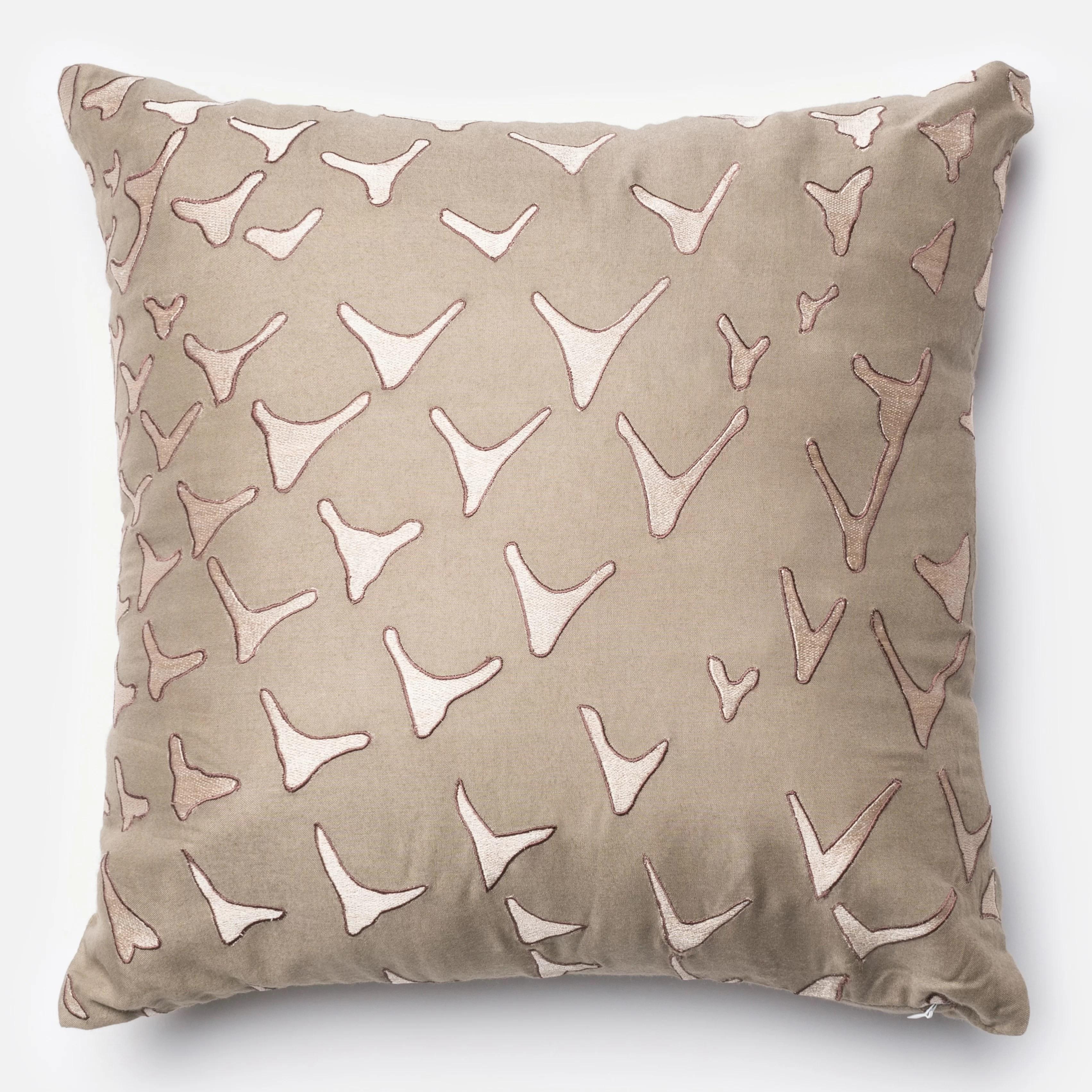 Loloi Rugs Silk Throw Pillow & Reviews