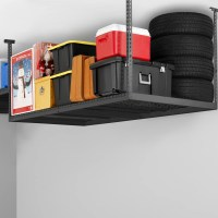 NewAge Products Adjustable Ceiling Shelving Unit & Reviews ...