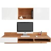 Mash Studios LAXseries Wall Mounted Desk & Reviews | Wayfair