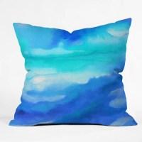 DENY Designs Jacqueline Maldonado Rise Throw Pillow ...
