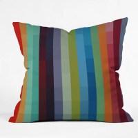 DENY Designs Madart Inc Throw Pillow & Reviews | Wayfair