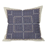 DENY Designs Ballack Art House Greece Indoor/Outdoor Throw ...