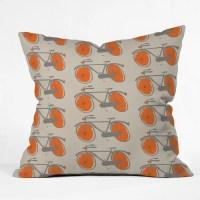DENY Designs Mummysam Throw Pillow & Reviews | Wayfair