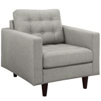 Modway Princess Arm chair and Sofa Set & Reviews | Wayfair