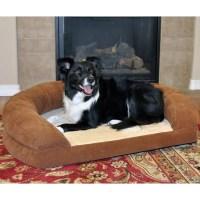 K&H Manufacturing Orthopedic Sleeper Bolster Dog Bed ...