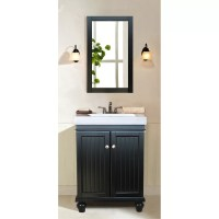 "Legion Furniture 24"" Single Bathroom Vanity Set & Reviews ..."