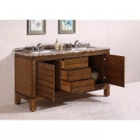 "Legion Furniture 68"" Double Bathroom Vanity Set 