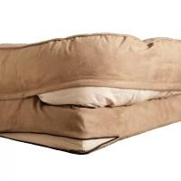 Buddy Beds Memory Foam Bolster Dog Bed | Wayfair