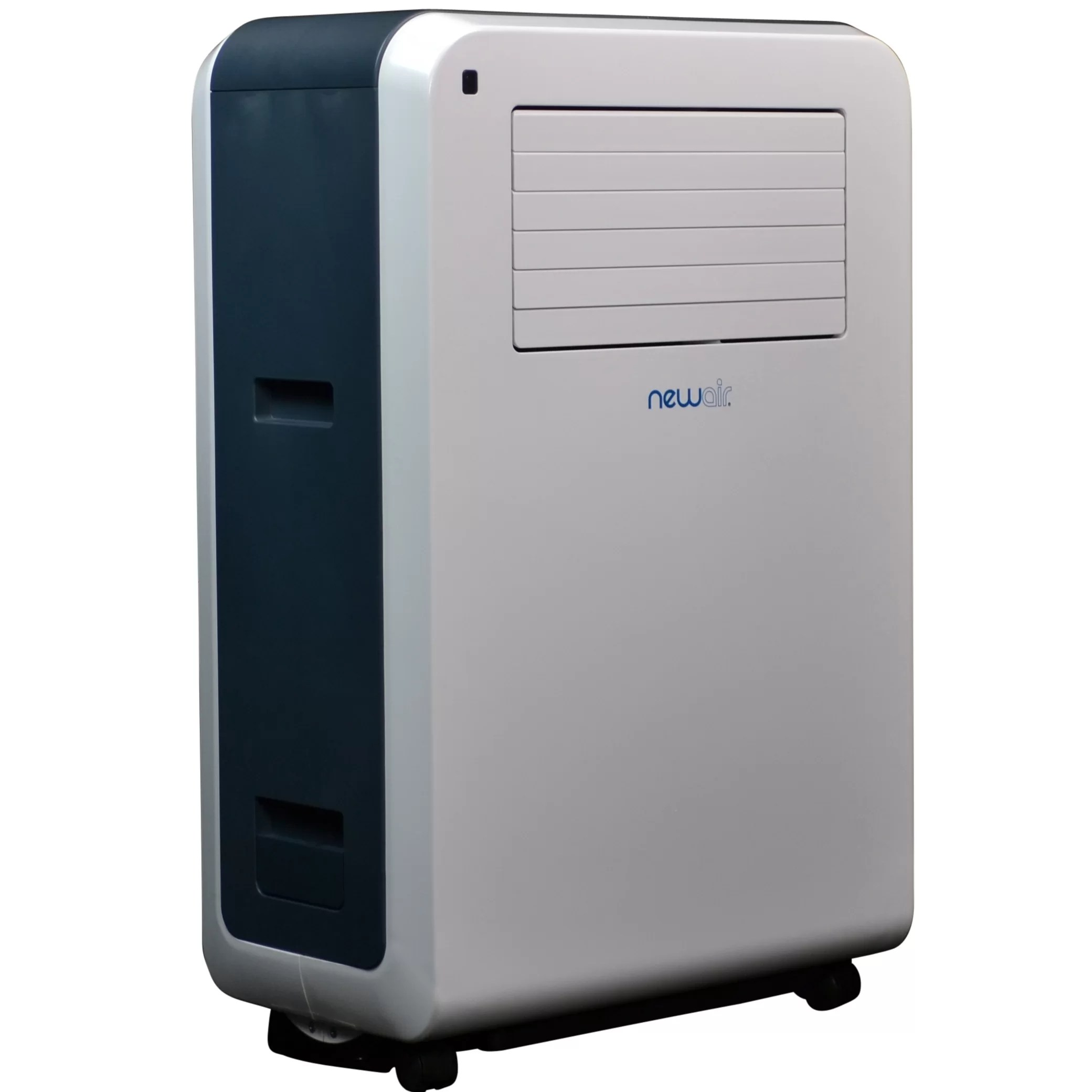 Portable Air Conditioner 12000 Btu Newair 12 000 Btu Portable Air Conditioner With Remote