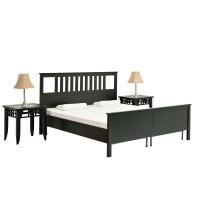 Pragma Bed Headboard and Footboard Bracket (Set of 2 ...
