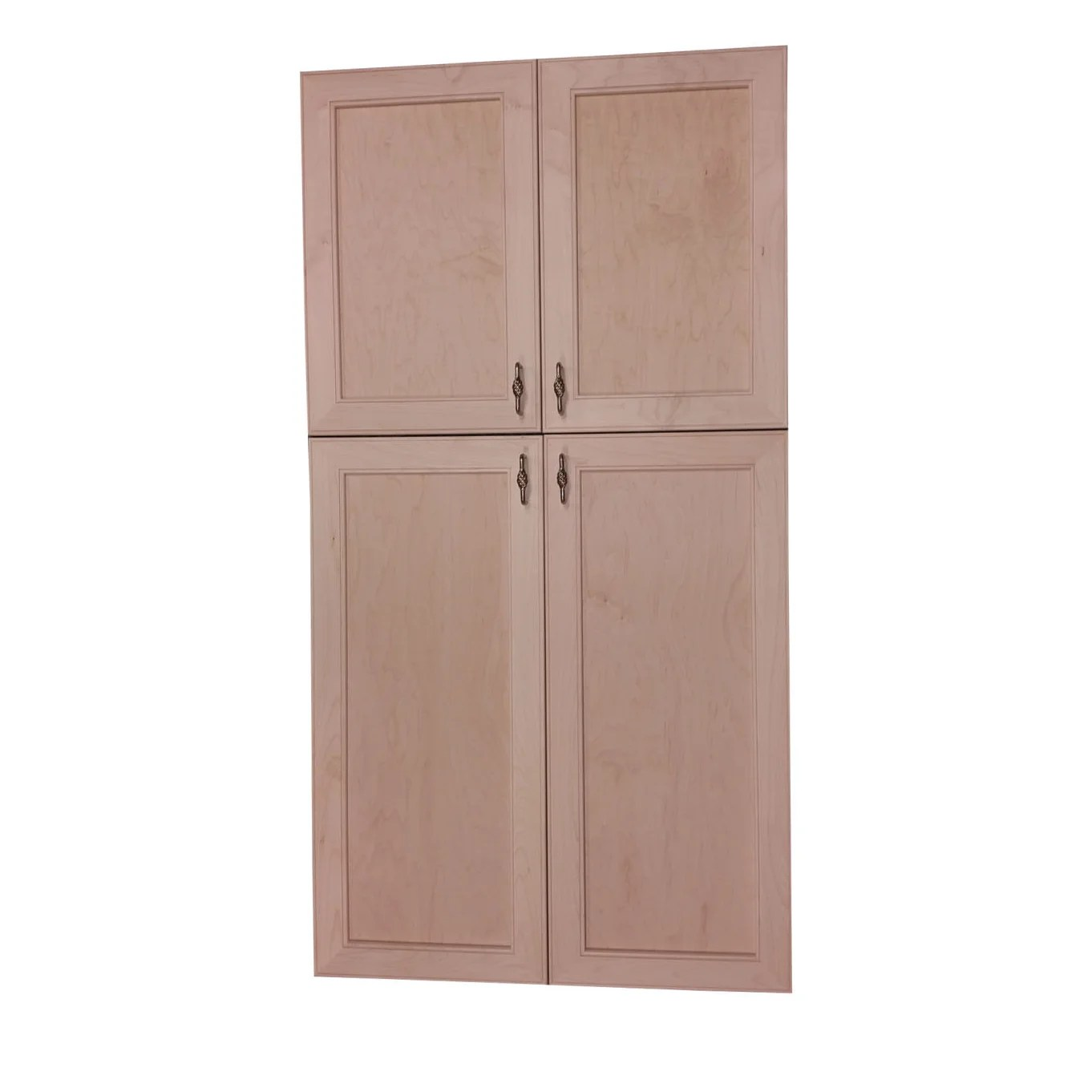 Buy Pantry Wg Wood Products Village Kitchen Pantry Wayfair