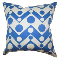 The Pillow Collection Quenby Geometric Throw Pillow | Wayfair