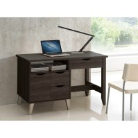 Wholesale Interiors Baxton Studio Home Office 3-Drawer ...