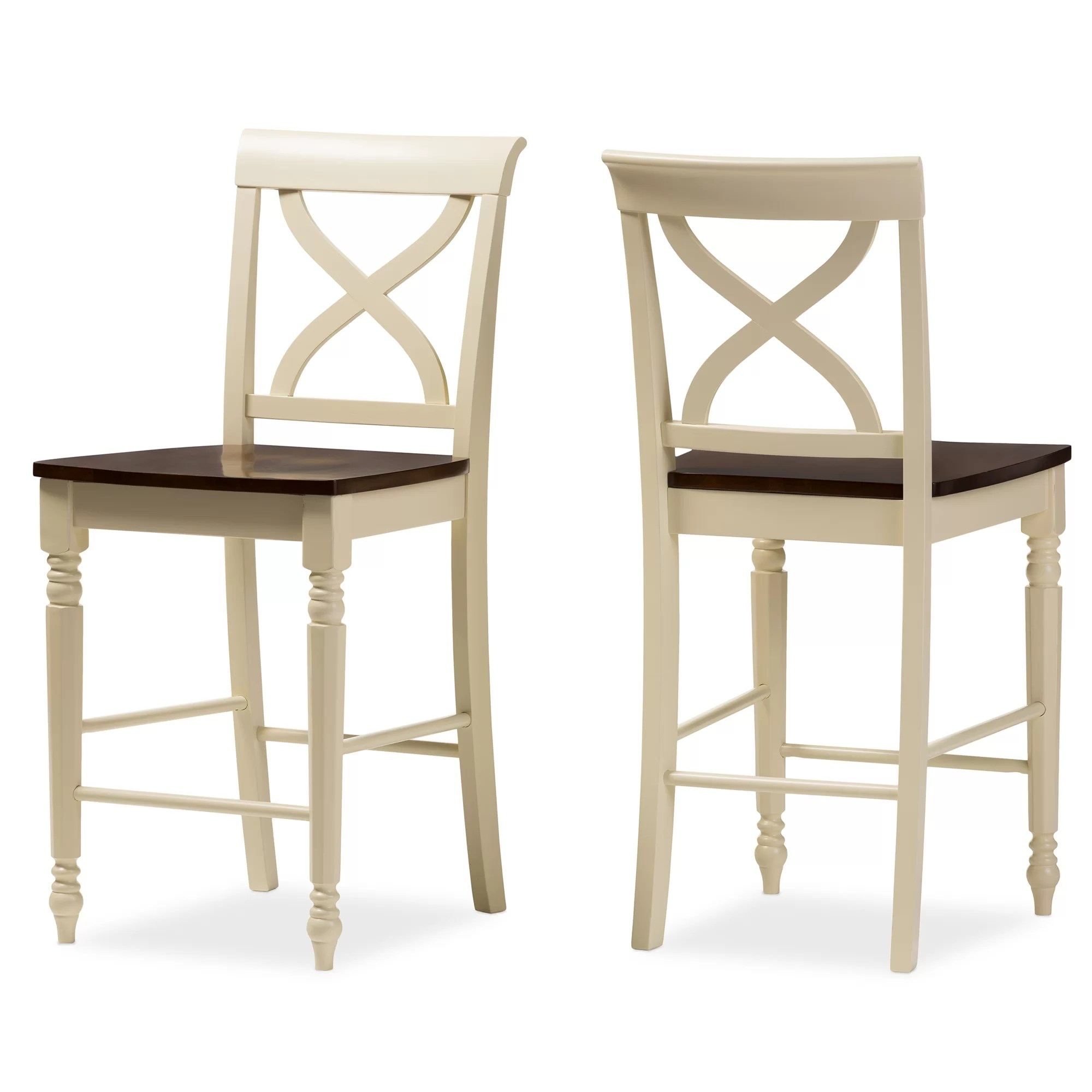 Cheap High Bar Stools Wholesale Interiors Baxton Studio 25 Quot Bar Stool And Reviews