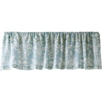 "Laura Ashley Home Rowland 86"" Curtain Valance & Reviews ..."