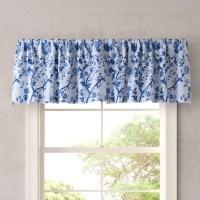 Laura Ashley Home Charlotte Window Valance & Reviews | Wayfair