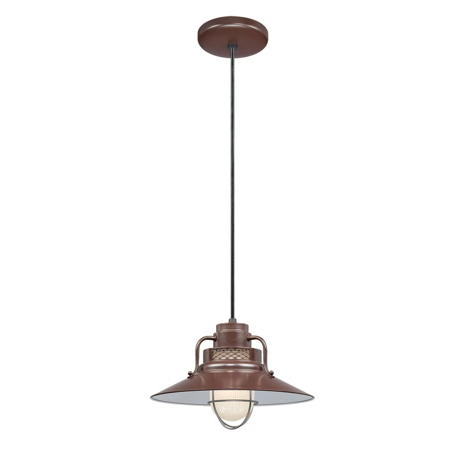 Pendant Island Lights Millennium Lighting R Series 1 Light Kitchen Island