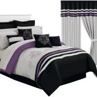 Lavish Home Rachel 24 Piece Bed-In-A-Bag Set & Reviews ...