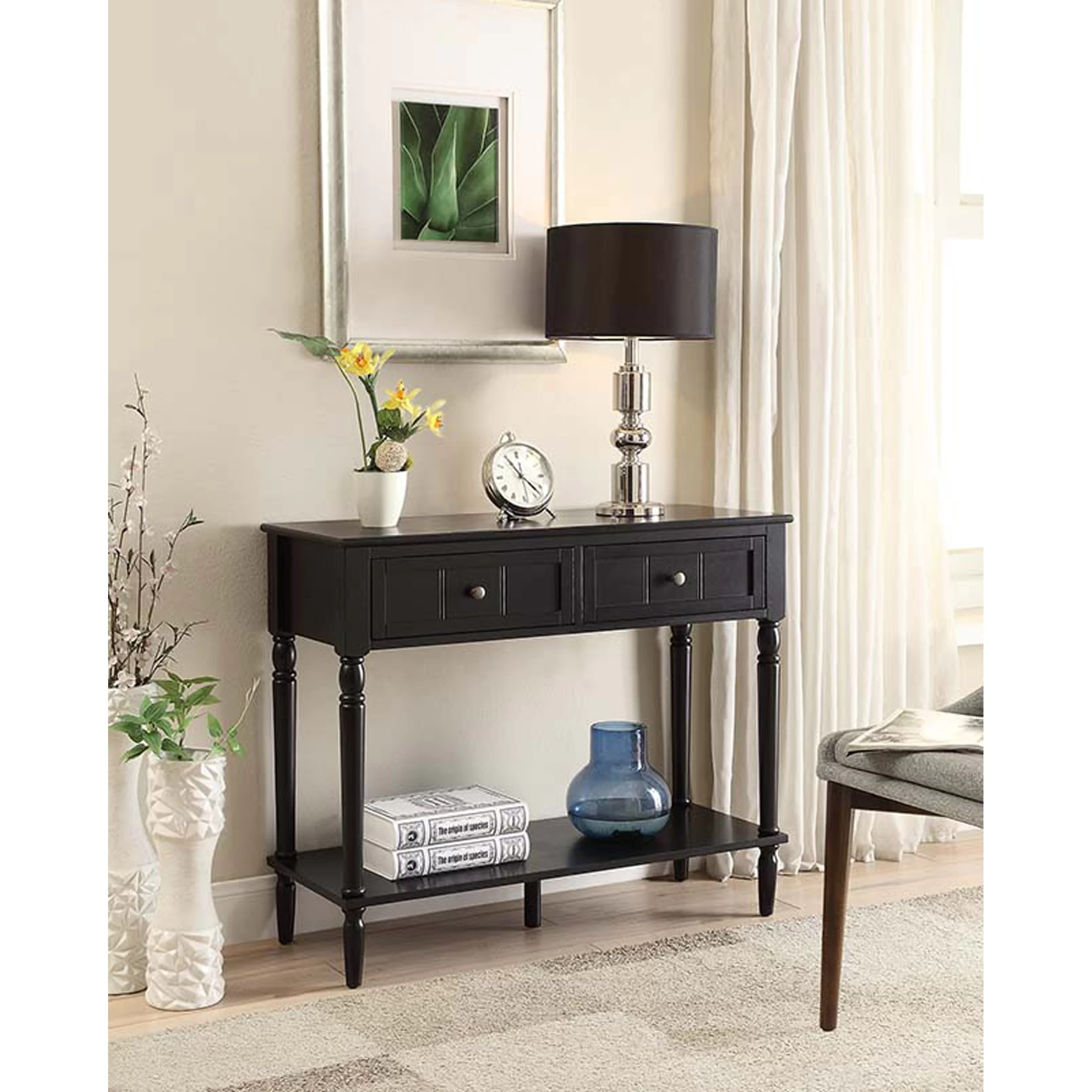 Sofa Table French Country Convenience Concepts French Country Console Table