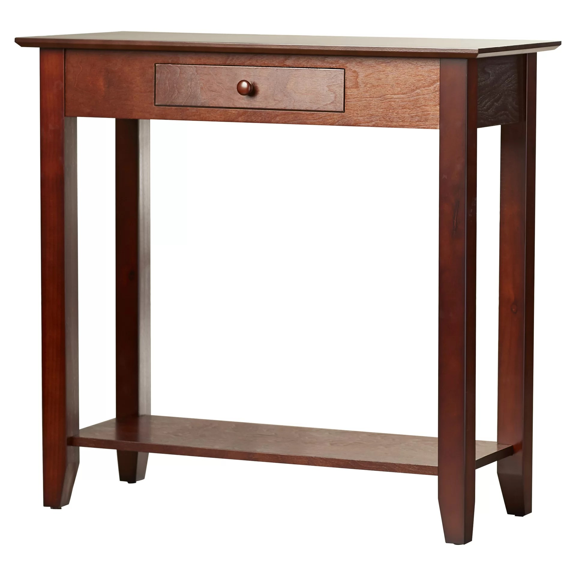 Console Table Convenience Concepts American Heritage Console Table