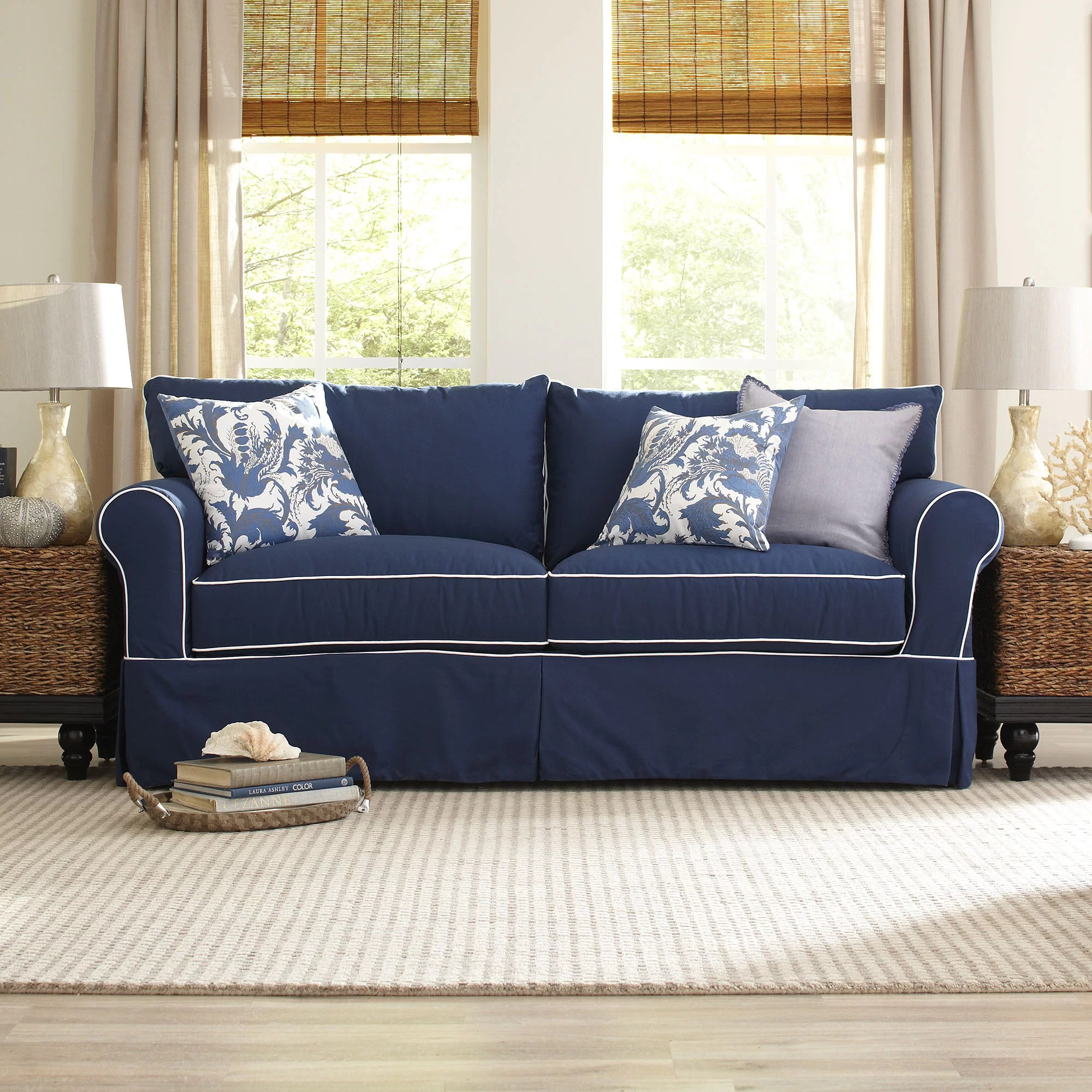 Sofa Welt Birch Lane Jameson Sofa With Contrast Welt And Reviews Wayfair